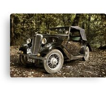 Morris Eight Series 1 Canvas Print