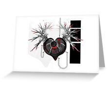 Scar Tissue Greeting Card