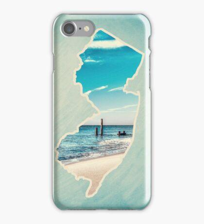 New Jersey Love iPhone Case/Skin