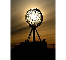 Nordkapp, Norway Photographic Print