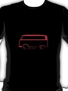 Bay Window Shape Bus T-Shirt