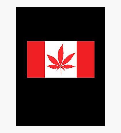 Oh, Cannabis Photographic Print