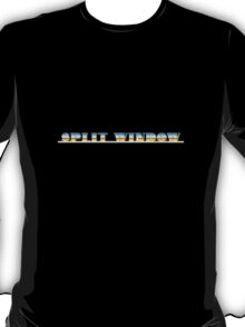 Split Window T-Shirt