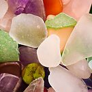 Sea Glass Cover by Robert Kelch, M.D.