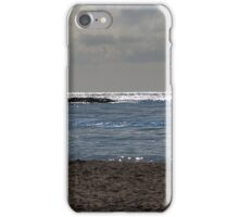 Atafulla beach Spain. iPhone Case/Skin