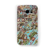 Silicon Valley Design By Octavious Sage Samsung Galaxy Case/Skin