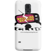 Wrestling Watching Club Logo Samsung Galaxy Case/Skin