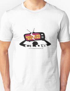 Wrestling Watching Club Logo Unisex T-Shirt