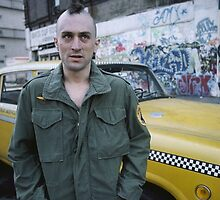 Taxi Driver by Collard