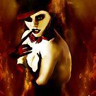 Mistress Of Sensuality by Dan Perez