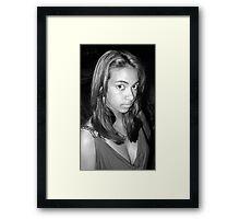 Stray Strand Framed Print