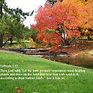 Genesis 1:11 by Mary Ann Battle