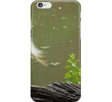 Snowy Egret  iPhone Case/Skin