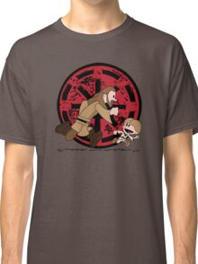 Lets Be Jedi (Qui Gon & Anakin EP1) Classic T-Shirt