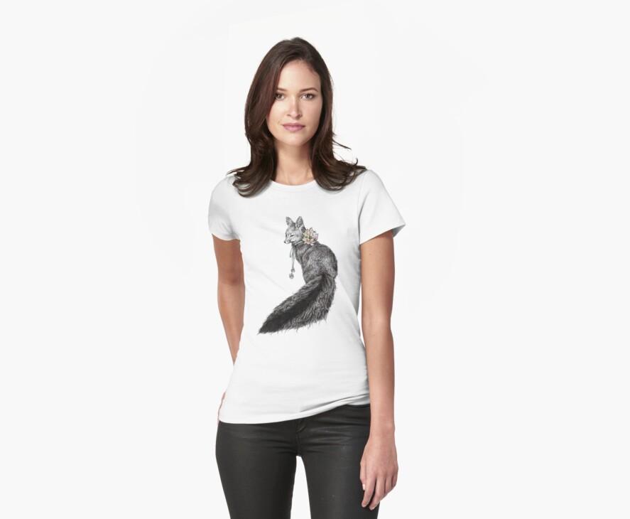Foxy by brettisagirl