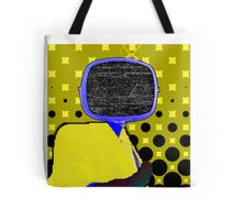 Yellow Controller Tote Bag