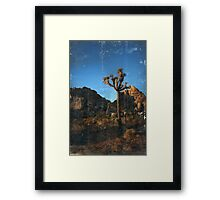 And I'll Wait For You Framed Print