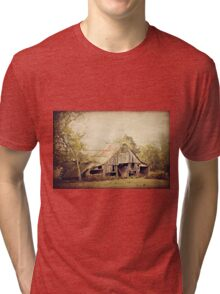 Old Country Barn Tri-blend T-Shirt