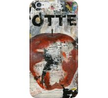 Rotten No# 1 iPhone Case/Skin
