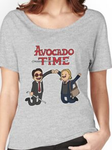 Avocado Time! Women's Relaxed Fit T-Shirt