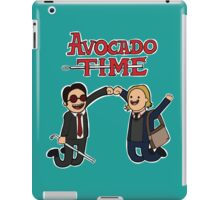 Avocado Time! iPad Case/Skin