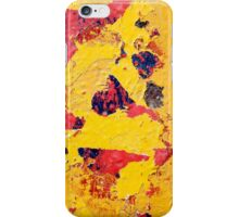 PeELiNg PaiNt iPhone Case/Skin