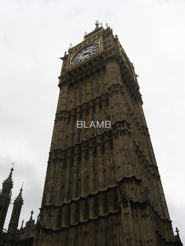 Big Ben by BLAMB