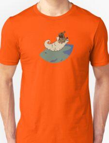 Dalek goes to Space Unisex T-Shirt