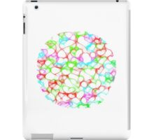 Circle of HeArts  - JUSTART © iPad Case/Skin