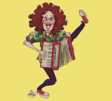 Alfred (Weird Al) Yankovic and Harvey the Wonder Hamster Kids Tee