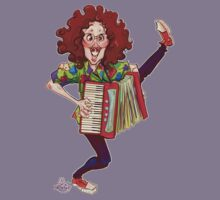 Alfred (Weird Al) Yankovic and Harvey the Wonder Hamster Kids Clothes