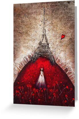 Love in Paris by Amanda  Cass