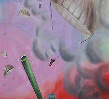 Tank War by Natalie  Eck