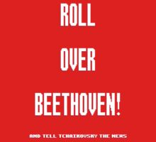 Roll Over Beethoven! Kids Clothes