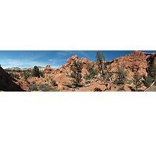 Shakespeare Arch- Kodachrome State Park, Utah Photographic Print
