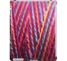 Yarnia 2 Yarn Chevron iPad Case/Skin
