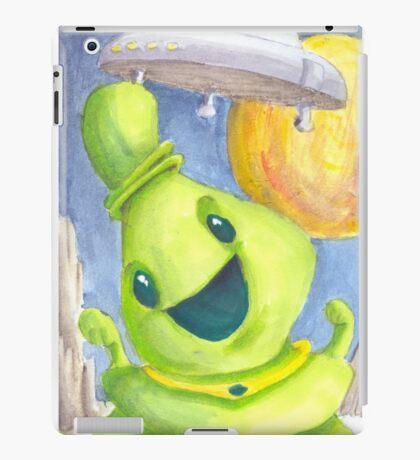 Cute Alien iPad Case/Skin