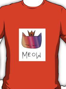 Rainbow Meow T-Shirt