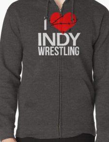 """""""I Love Indy Wrestling"""" T-Shirt"""