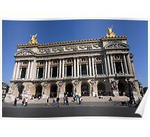 France - Paris 75009 Poster
