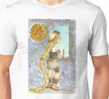 Steampunk Rapunzel Unisex T-Shirt