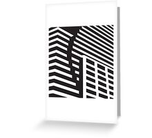 Skyscrabers No. 2 Greeting Card