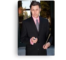 Greg - Commercial Ad Canvas Print