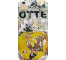 Rotten No# 3 iPhone Case/Skin