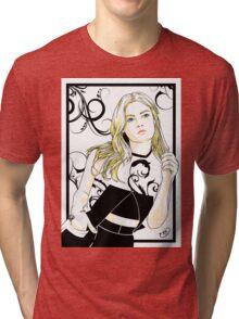 Gillian Jacobs Tri-blend T-Shirt
