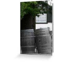 Constansia Wine Farm - Cape Town Greeting Card