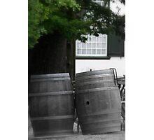Constansia Wine Farm - Cape Town Photographic Print