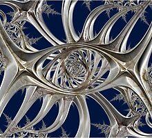 Spiral Slipstream by Ross Hilbert