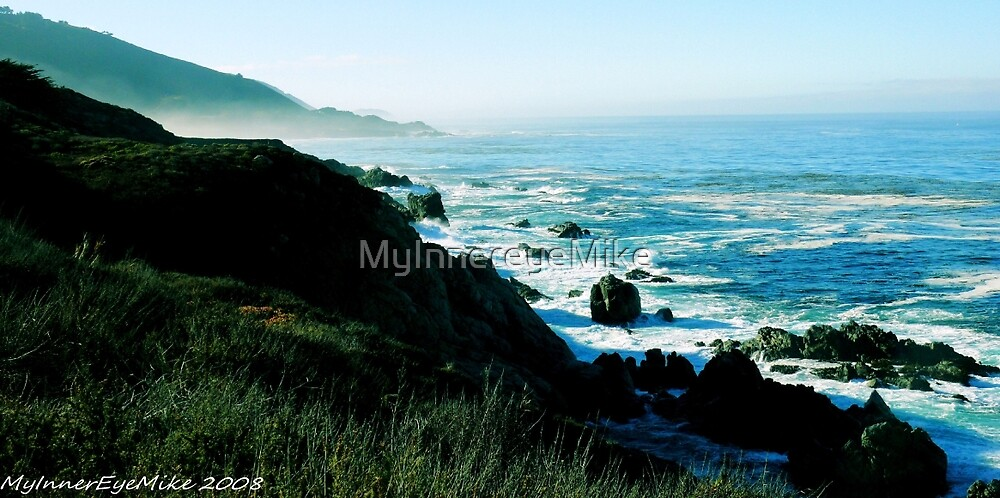 #531   Pacific Coastline by MyInnereyeMike