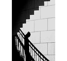Descending Photographic Print